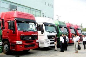 Mức thuế ô tô tải nhập khẩu tăng mạnh