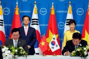 Nhận định về thông tin Hiệp định Thương mại tự do Việt Nam – Hàn Quốc (VKFTA)