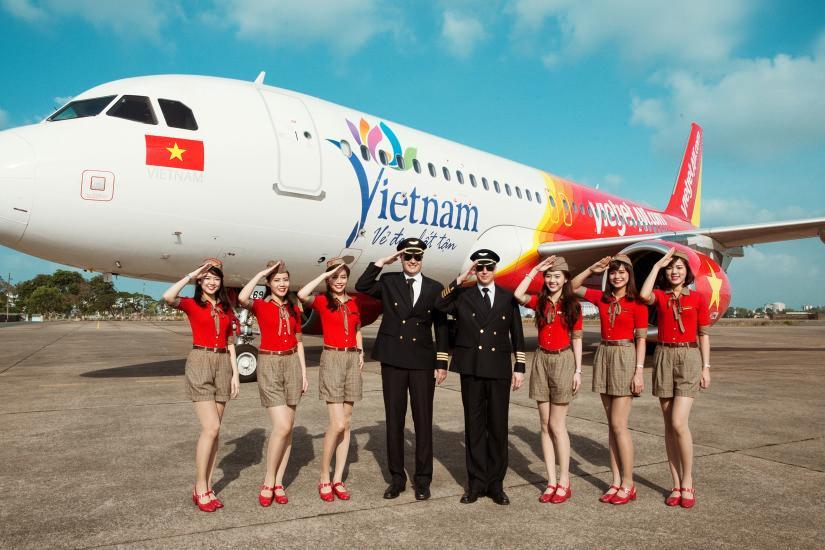 Cập nhật cổ phiếu Vietjet Air