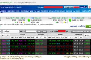 Hướng dẫn đăng nhập vào tài khoản trực tuyến SSI Web Trading
