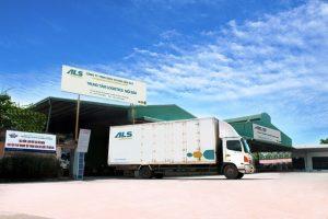 Mua – Bán cổ phiếu CTCP giao nhận và kho vận Hàng Không (ALSC)