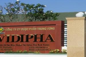 Mua – Bán cổ phiếu CTCP Dược Phẩm Trung ương VIDIPHA – VDP