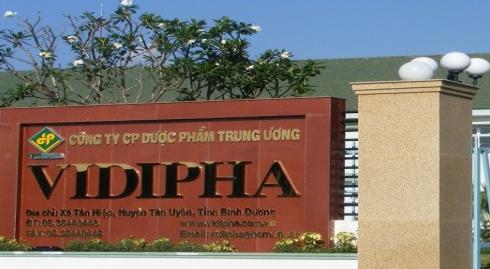 Mua - Bán cổ phiếu CTCP Dược Phẩm Trung ương VIDIPHA - VDP