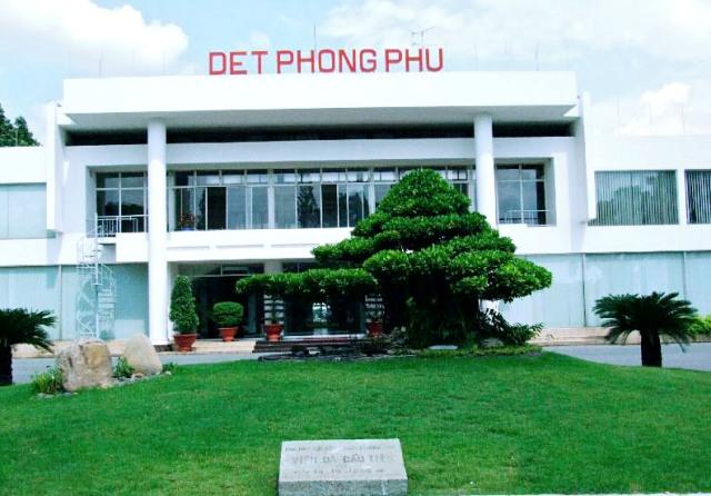 Mua - Bán cổ phiếu Tổng CTCP Phong Phú (PPHC)