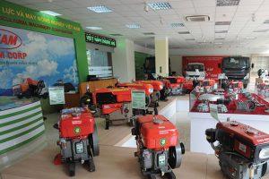 Mua – Bán cổ phiếu Tổng Công ty Máy động lực và máy nông nghiệp Việt Nam (VEAM)
