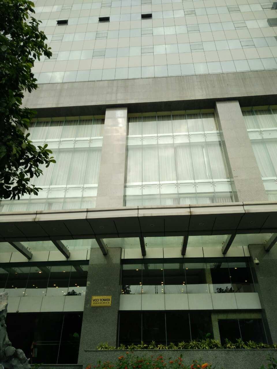 Trụ sở làm việc của Công ty Chứng khoán TPHCM - HSC, Chi nhánh HN 1. Ảnh: Nhật Cường