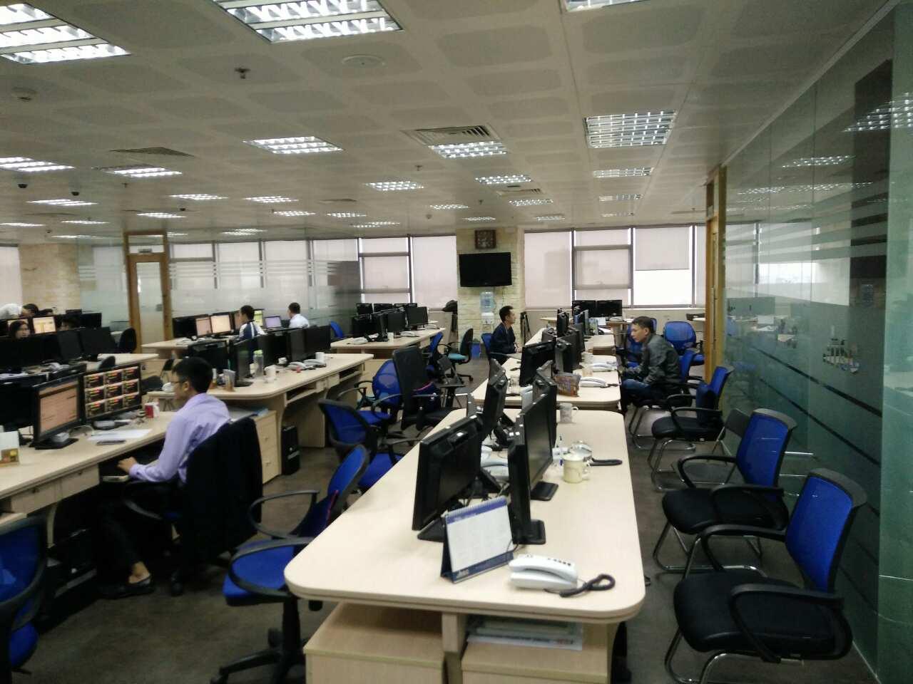 Văn phòng Công ty Chứng khoán TPHCM HSC 1