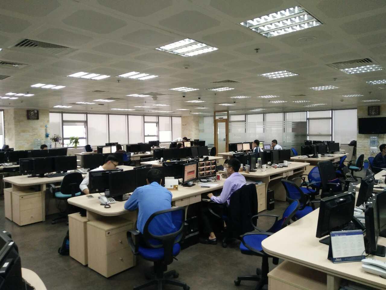 Văn phòng Công ty Chứng khoán TPHCM HSC 2