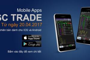 HSC: Ra mắt Ứng dụng HSC Trade trên hệ điều hành Android
