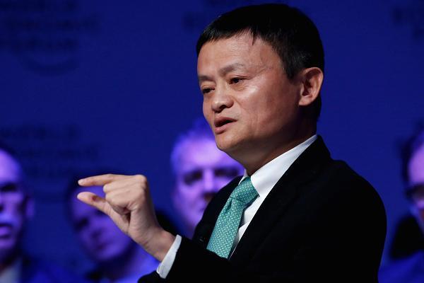 Cong vie nhe luong cao - Jack Ma