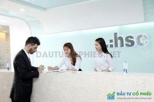 Hướng dẫn thủ tục mở tài khoản chứng khoán tại HSC
