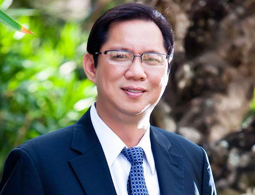 Ông Trần Lệ Nguyên - Tổng giám đốc Công ty Cổ phần Tập đoàn Kido