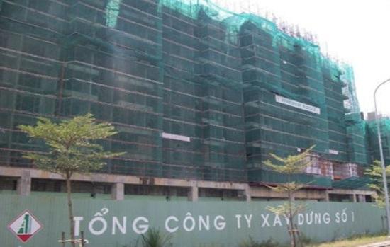 Công ty Xây dựng số 1 – CTCP (CC1)