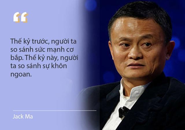 Jack Ma 2 -Bai hoc thiet than