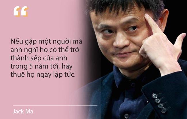 Jack Ma - Bai hoc thiet than