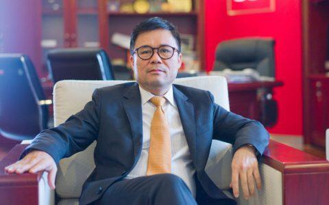 Ông Nguyễn Duy Hưng - Chủ tịch HĐQT kiêm TGĐ của CTCP Chứng khoán Sài Gòn