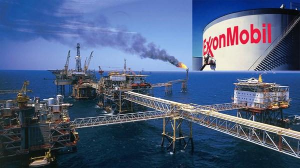 Exxon Mobil trên thực tế đã nhắm tới việc khai thác khí từ mỏ Cá Voi Xanh