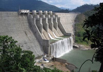 thủy điện a lưới