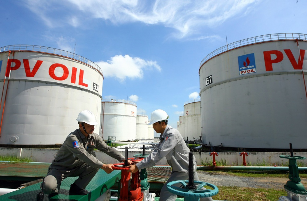 Tổng công ty dầu Việt Nam (PV Oil)