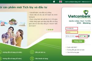 Cách chuyển tiền Online vào Tài khoản Chứng khoán HSC từ Ngân hàng Vietcombank
