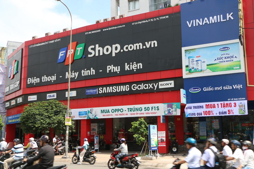 Cập nhật cổ phiếu FRT - FPT Retail đặt kế hoạch khiêm tốn