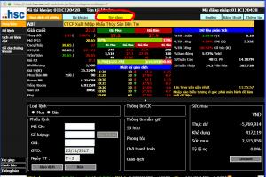 Cách mua cổ phiếu ưu đãi, cách thực hiện quyền mua Online tại HSC
