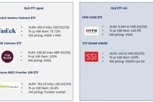 ETF là gì? Ảnh hưởng của Review ETFs tới thị trường chứng khoán Việt Nam