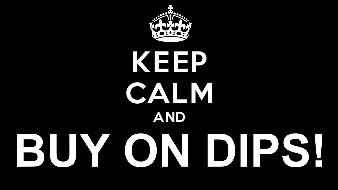 """''Buy The Dips"""" là gì?"""