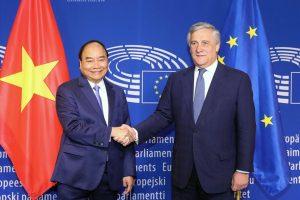 EU và Việt Nam sẽ ký kết EVFTA vào ngày 30/06/2019