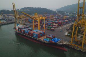 Xu hướng phát triển cảng biển nước sâu ở Việt Nam đang ngày càng rõ rệt.
