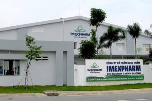 Cổ phiếu IMP