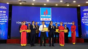 Cổ phiếu GAS