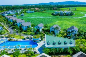 Chính thức mở bán Vườn Vua Resort & Villas Phú Thọ