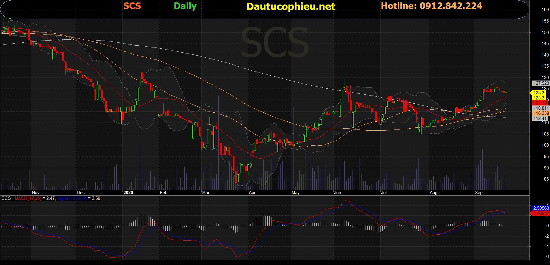 Cổ phiếu SCS