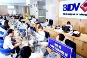 Cổ phiếu BID
