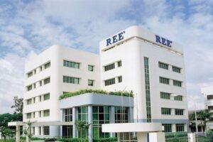 Cập nhật cổ phiếu REE - Nhà máy điện mặt trời nổi đầu tiên của REE bắt đầu hoạt động vào 14/12
