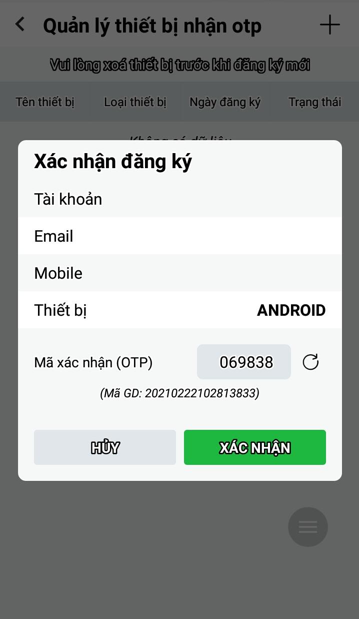 Hướng dẫn cài đặt và sử dụng phần mềm Myhsc trên điện thoại