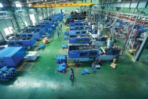 Cập nhật cổ phiếu BMP - Giá bột nhựa PVC vượt đỉnh lịch sử