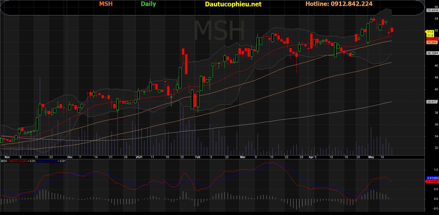 Cổ phiếu MSH