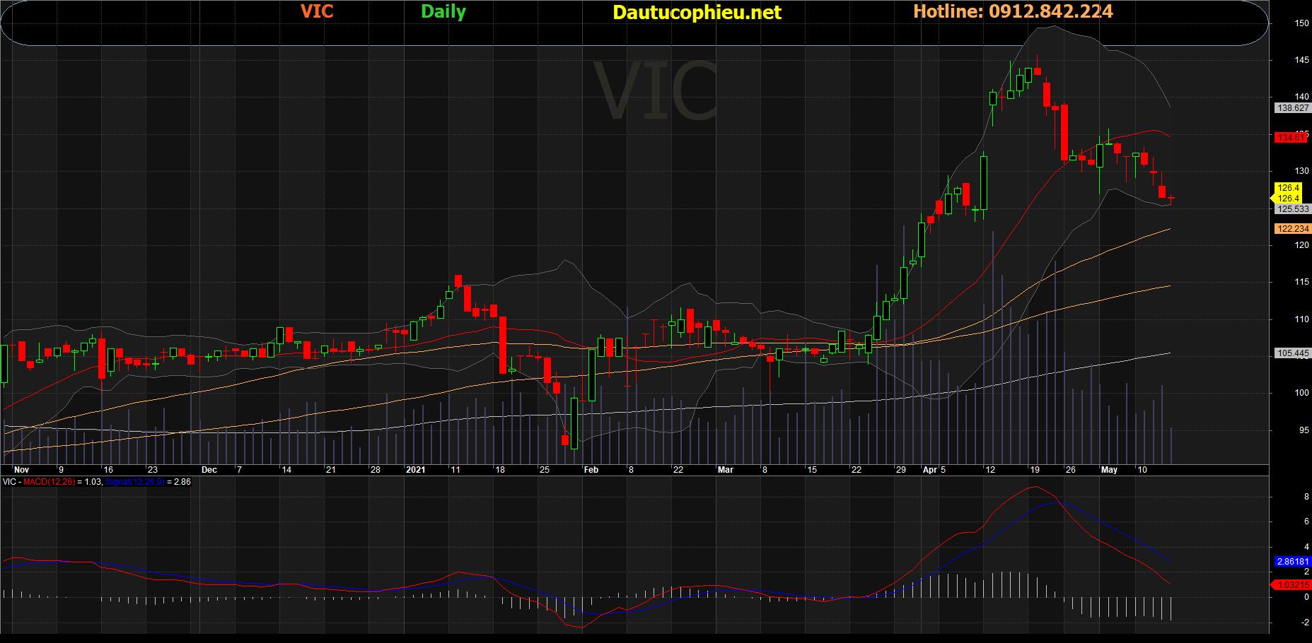Cổ phiếu VIC