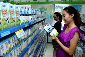 Cập nhật cổ phiếu VNM - Hoạt động kinh doanh cải thiện trong tháng 4