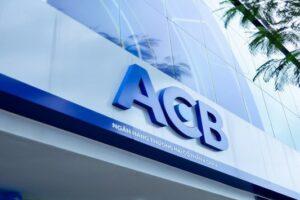 Cập nhật cổ phiếu ACB - LNTT 6 tháng đầu năm tăng 66% so với cùng kỳ