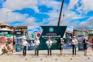 CKG khởi động dự án nhà ở xã hội tại khu đô thị Tây Bắc, TP Rạch Giá