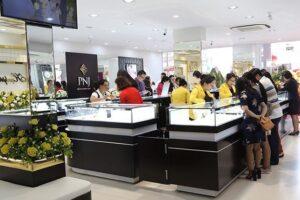 Cập nhật cổ phiếu PNJ - Khuyến nghị mua với giá mục tiêu 122.000 đồng/cp