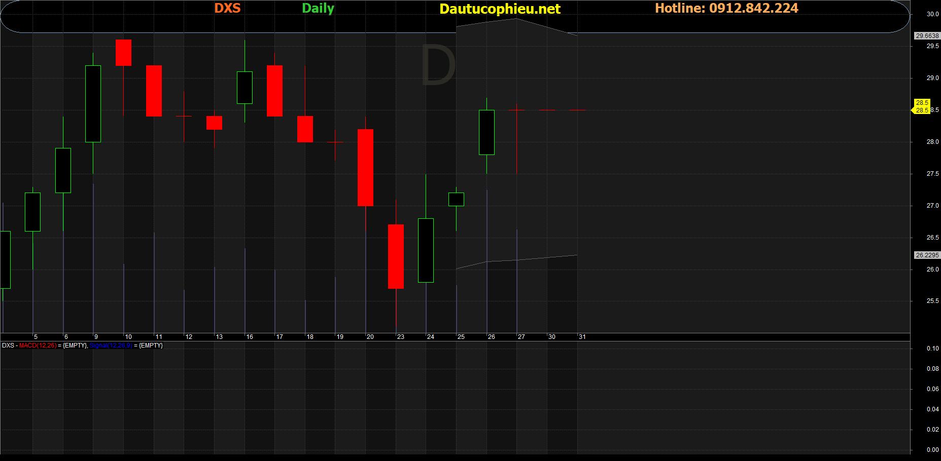 Cập nhật cổ phiếu DXS – Duy trì khuyến nghị mua vào với giá mục tiêu 41.000 đồng/cp